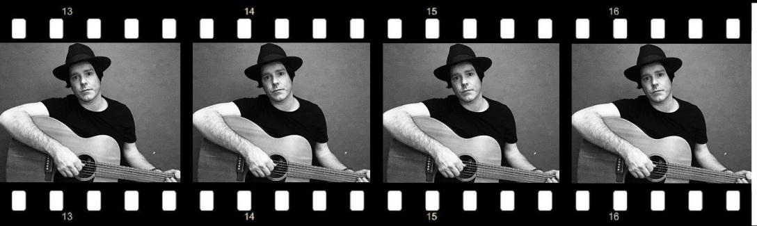 Paul McCann Singer Songwriter Multi-instrumentalist Cavan